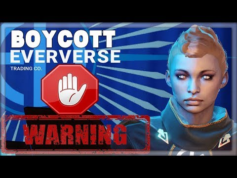 Destiny 2 - Why EverVerse is Killing this game (don't buy from eververse )