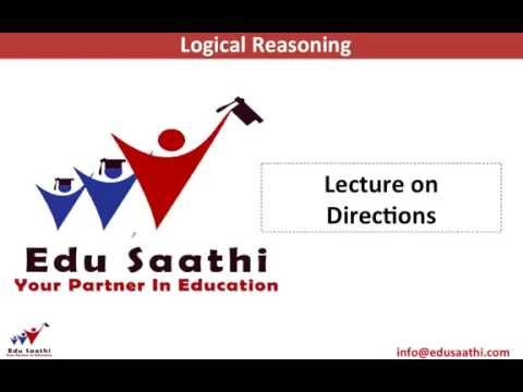 Logical Reasoning: Directions