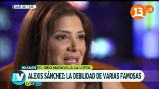 Los amores de Alexis Sánchez   Bienvenidos