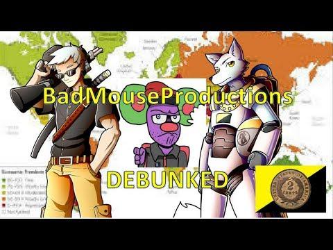 Debunking BadMouseProductions on the Index of Economic Freedom (w/Esoteric Entity)