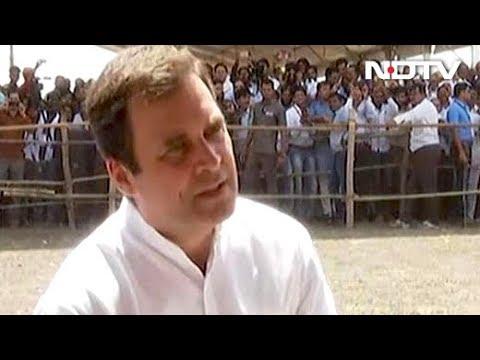 Rahul Gandhi To Ravish Kumar: 'PM Sleeps For 3 Hours, Debate Me On Corruption'