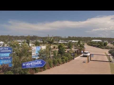 RV Homebase - Live at Australia's Favourite RV Friendly Village - Dawson Property Video
