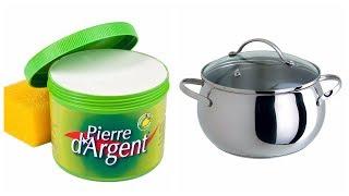Чистящее средство Pierre d'Argent обзор | Pierre dArgent отзывы