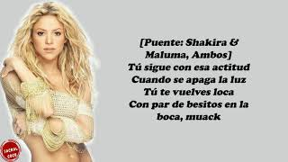 shakira clandestino lyrics