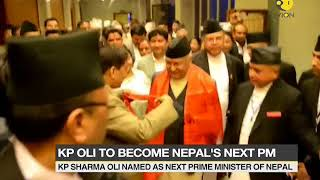 KP Oli to become Nepal's next PM