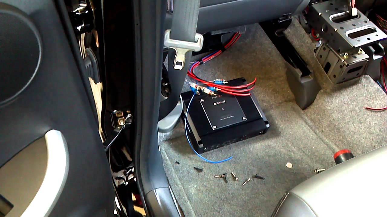 2012 prius audio upgrade