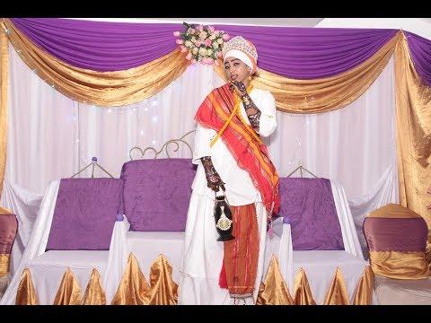 Arooskii Mohamed iyo Hani oo ka dhacay magaalada nairobi
