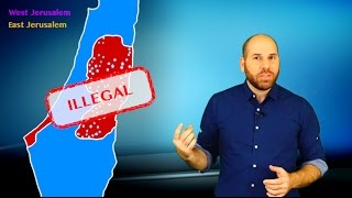 3 Myths about Israeli Settlements
