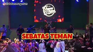 GUYON WATON - SEBATAS TEMAN | LIVE MAGETAN AMBYAR