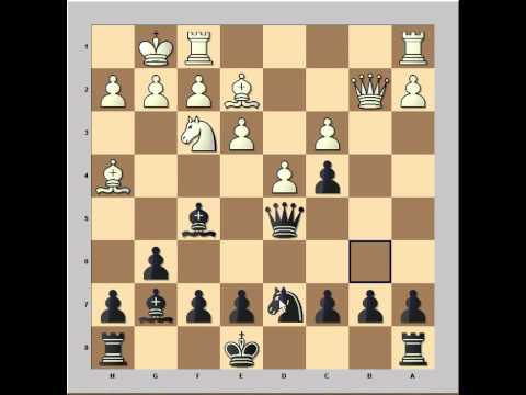 Chess Tactics: The Hook and Ladder trick Aronian vs Svidler .