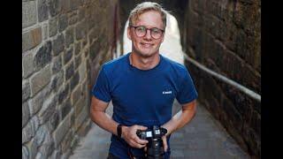 Canon Academy Hack - Canon Camera Connect App