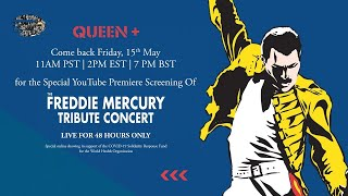 Baixar The Freddie Mercury Tribute Concert  This Friday!  on YouTube