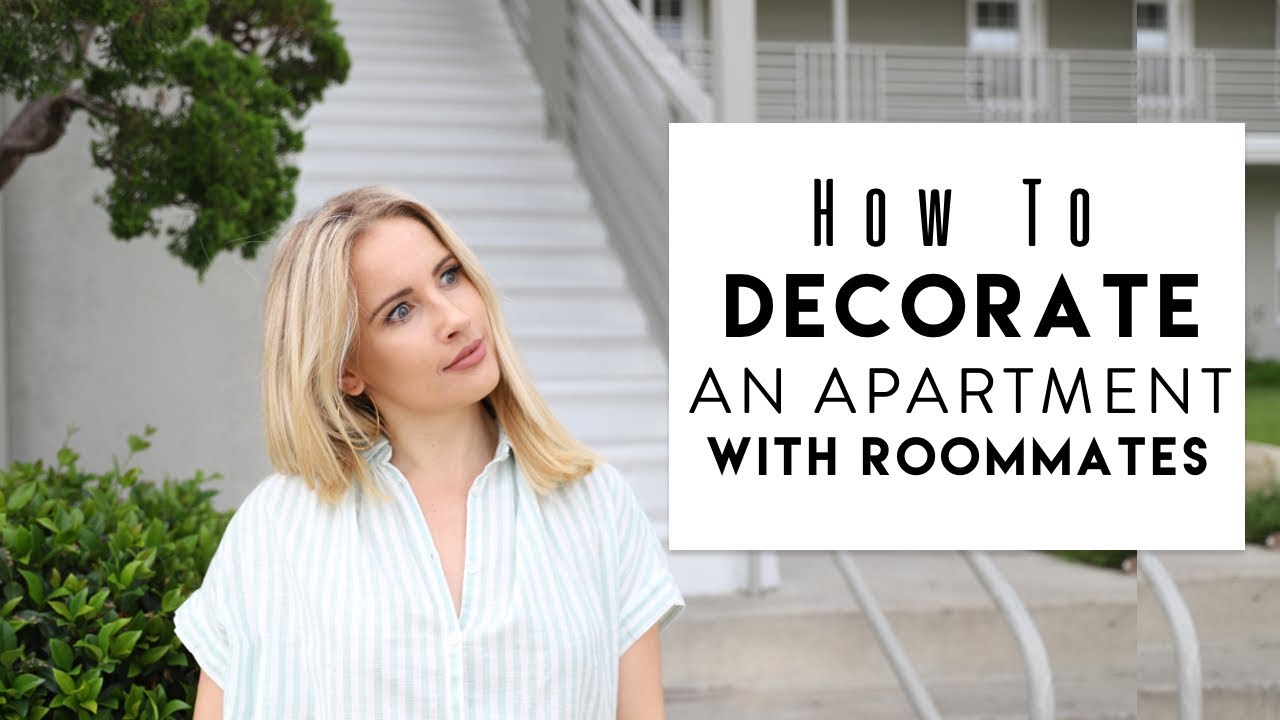 Decorating Tips for ROOMMATES