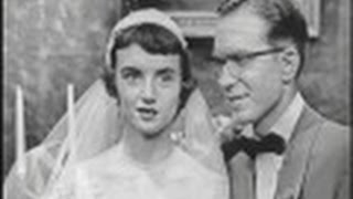 Bride and Groom TV show - Aug 18, 1952 - Max and Rosemary
