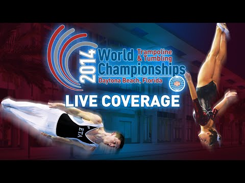 2014 World T&T Championships - Qualifications - Day 2