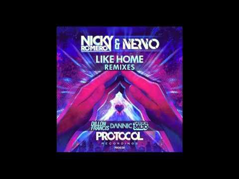 [INSTRUMENTAL] Nicky Romero & NERVO - Like Home