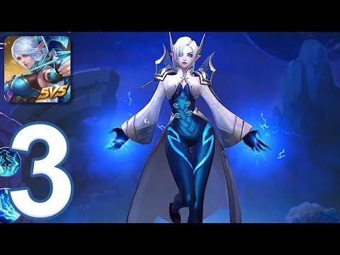 Mobile Legends: Bang Bang - Gameplay Walkthrough Part 3 (iOS, Android)