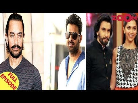 Aamir Khan's Mogul return   Prabhas NOT KEEN to promote Saaho   DeepVeer Wedding in Italy? & more