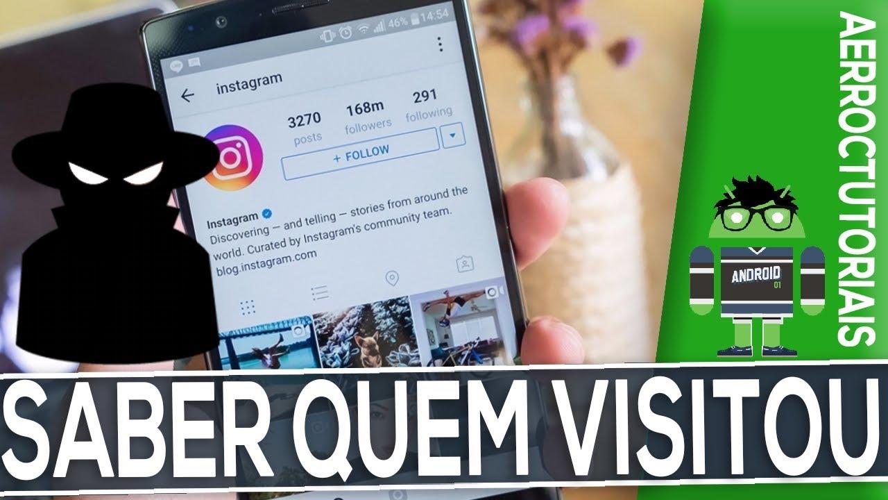 Essa E Nova Como Saber Quem Visitou Seu Perfil Do Instagram No