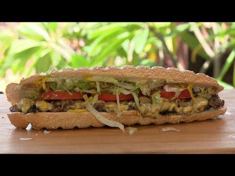 Chopped Cheese Sandwich Recipe | Chopped Cheeseburger
