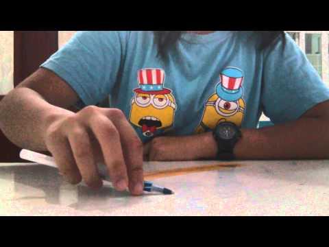 Hướng dẫn những điều cơ bản về Pen Tapping _ by Bing