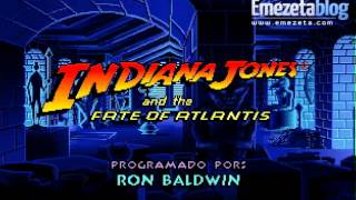 Indiana Jones and the Fate of Atlantis: ScummVM / MIDI / SoundFonts SF2