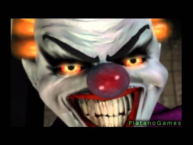 Twisted Metal 4 - Opening CGI Intro - TM4 HD