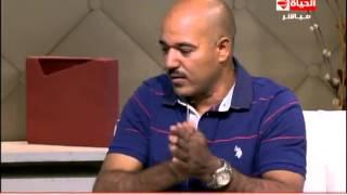 فيديو ـ مواطن: برمي ابني من الدور الأول.. يطلع يقولي «ارميني تاني»
