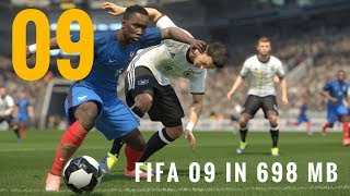 [698 MB] FIFA 09 PC HIGHLY COMPRESSED 100% WORKING | DOWNLOAD & INSTALL