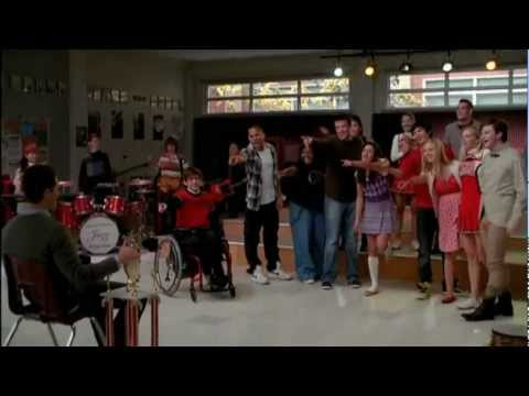 GleeMy Life Would Suck without You Extended Version Performance HD