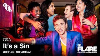 BFI at Home | It's A Sin Q\u0026A with Russell T Davies, creators \u0026 cast, hosted by Matt Lucas