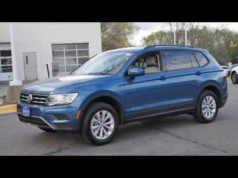 New 2019 Volkswagen Tiguan Saint Paul MN Minneapolis, MN #90284 - SOLD