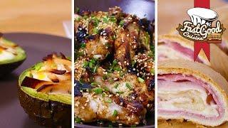 3 Recettes rapides pour le dîner avec 3 ingrédients seulement ! thumbnail