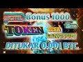 Bonus 1000 Token Baru, Langsung Bisa Ditukar 0.001 Bitcoin atau Ethereum