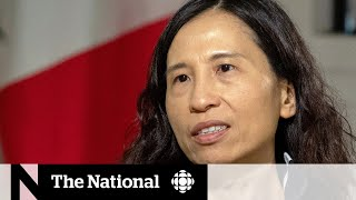 'No pandemic doesn't have an ending': Dr. Theresa Tam on vaccines and the holidays