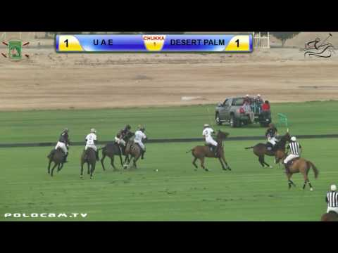 Grand Final- UAE VS  Desert Palm H H President of the UAE Polo Cup 2017