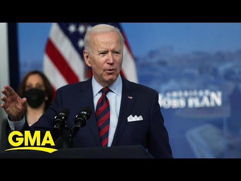 President Biden to speak before Congress on Wednesday | GMA