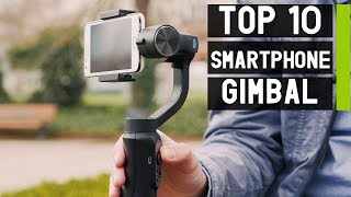 Top 10 Best Smartphone Camera Gimbals in 2019