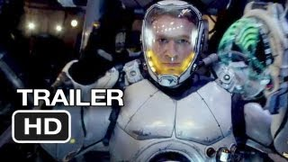 Pacific Rim Official Trailer #1 (2013) - Guillermo del Toro Movie HD