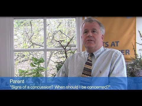 Q&A About Concussion Symptoms The Children's Hospital of Philadelphia (2 of 8)