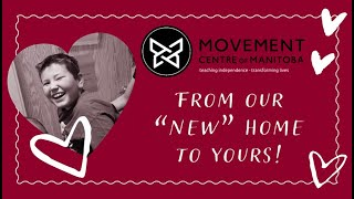 Movement Centre's Virtual Housewarming (Teaching Independence, Transforming Lives)