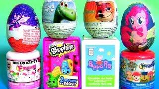 Kids Toys Surprise Paw Patrol Peppa Pig Pinkie Pie My Little Pony Hello Kitty Fashems