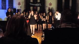 """""""Strip"""" A Cappella- The Bostonians of Boston College"""