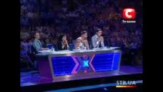 «The X-factor Ukraine» Season 1. Casting in Kharkov. part 1