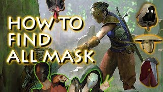 ABSOLVER HOW TO GET ALL MASK (Info Description)