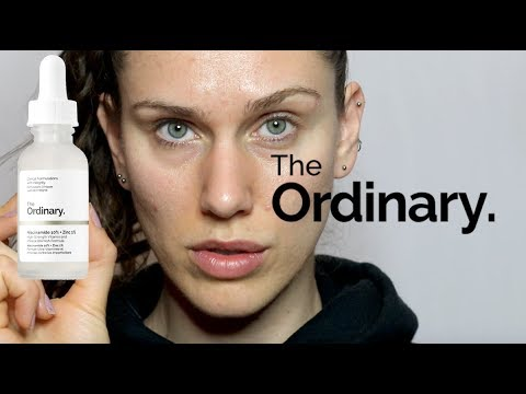 3 BEST PRODUCTS FROM THE ORDINARY SKINCARE (& Science Behind The Skin Care Ingredients)