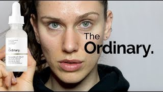 3 BEST PRODUCTS FROM THE ORDINARY (& Science Behind The Skin Care Ingredients)