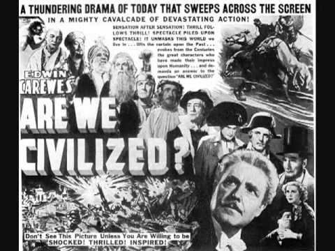 Are We Civilized? (1934) Posters