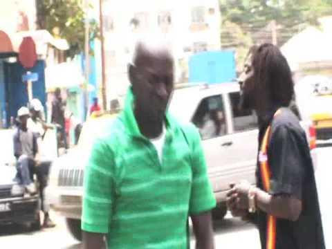 Essay Music Video Banjul