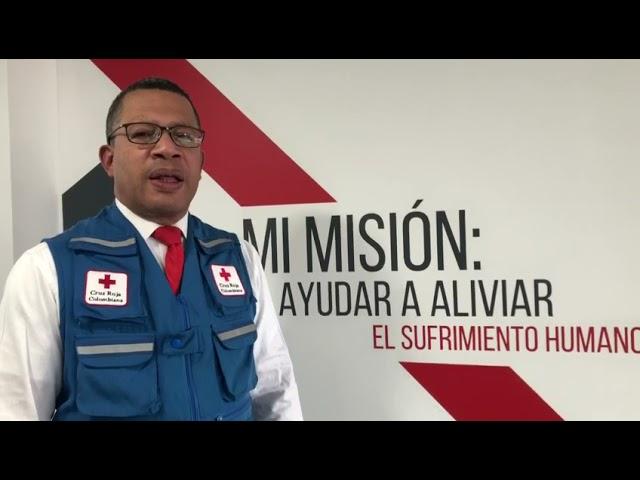 La Cruz Roja aclara que no transporta armas ni personal armado